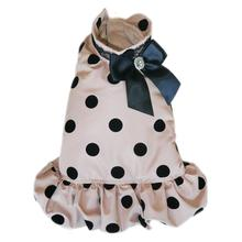 Annie City Dog Coat - Beige