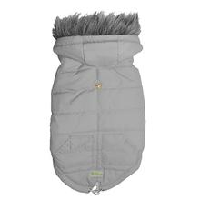 Arctic Parka Dog Jacket - Soft Slate