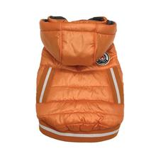 Arctic Tek Dog Parka by foufou Dog - Orange