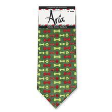 Aria Holiday Bones Dog Bandana