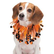Aria Pompom Party Halloween Pet Scrunchy