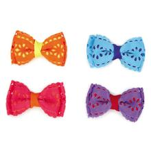 Aria Sunshine Dog Bows