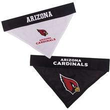 Arizona Cardinals Reversible Dog Bandana Collar Slider
