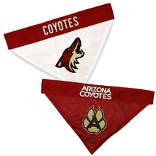 Arizona Coyotes Reversible Dog Bandana Collar Slider