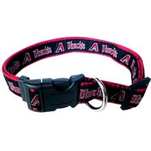 Arizona Diamondbacks Officially Licensed Dog Collar - Ribbon