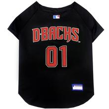 Arizona Diamondbacks Officially Licensed Dog Jersey
