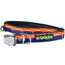 Arizona Metal Latch Dog Collar by Cycle Dog