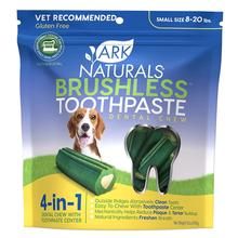 Ark Naturals Brushless Toothpaste Dog Chews