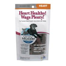 Ark Naturals Gray Muzzle Heart Healthy Dog Chew