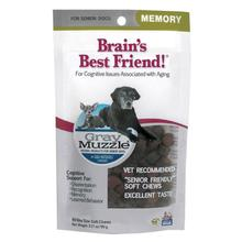 Ark Naturals Gray Muzzle Brains Best Friend Dog Chew