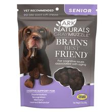 Ark Naturals Gray Muzzle Brain's Best Friend Dog Chews