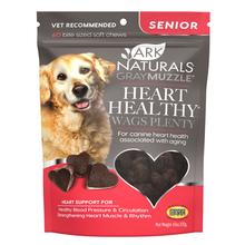Ark Naturals Gray Muzzle Heart Healthy Wags Plenty Dog Chews