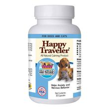 Ark Naturals Happy Traveler Calming Dog and Cat Supplement
