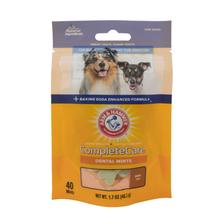 Arm & Hammer Dental Complete Care Mints Dog Treat - Beef