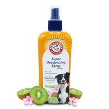 Arm & Hammer Grooming Super Deodorizing Pet Spray - Kiwi Blossom