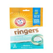 Arm & Hammer Ringers Fresh Breath Dental Dog Treats - Mint