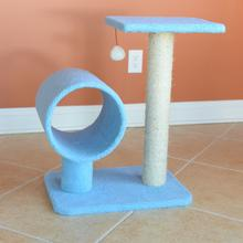 Armarkat 25-inch Classic Cat Tree - Sky Blue