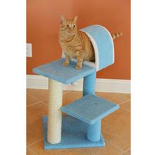 Armarkat 29-inch Classic Cat Tree - Sky Blue