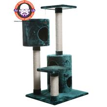 Armarkat 43-inch Classic Cat Tree - Dark Green