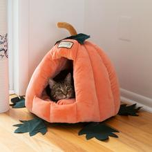 Armarkat Pumpkin Pet Bed