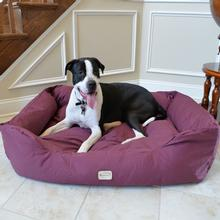 Armarkat Pet Bed - Burgundy
