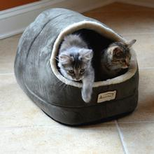 Armarkat Pet Bed Cave - Sage/Beige