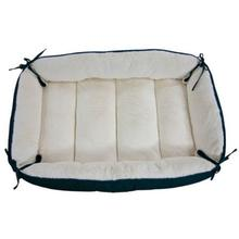 Armarkat Pet Bed and Mat - Green/Ivory