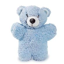 Aromadog Fleece Bear Dog Toy - Blue