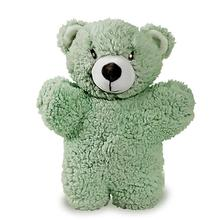 Aromadog Fleece Bear Dog Toy - Green
