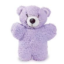 Aromadog Fleece Bear Dog Toy - Purple