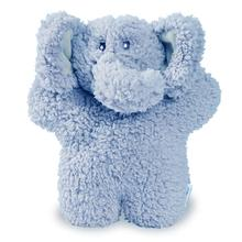 Aromadog Fleece Elephant Dog Toy - Blue