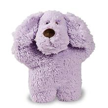 Aromadog Fleece Dog Toy - Purple Dog