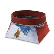 Artistic Series Quencher Travel Dog Bowl by RuffWear - Mount Bailey