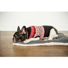 Aspen Dog Sweater - Black
