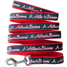 Atlanta Braves Officially Licensed Dog Leash