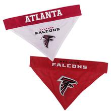 Atlanta Falcons Reversible Dog Bandana Collar Slider