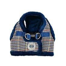 Auden Vest Style Dog Harness by Puppia - Blue