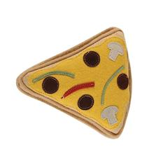 Aussie Naturals Lunch Dog Toy - Pizza