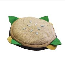 Aussie Naturals Lunch Dog Toy - Burger