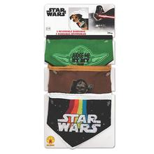 Star Wars 3-Piece Reversible Dog Bandana Set