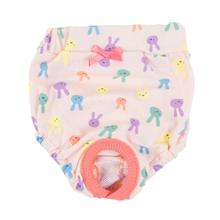 Baby Bunny Dog Sanitary Pants by Pinkaholic - Pink