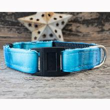 Bahama Blues Cat Collar by Surf Cat