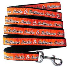 Baltimore Orioles Officially Licensed Dog Leash