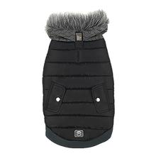 Banff Elasto-fit Dog Jacket - Black