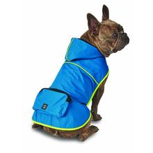 Banff Packable Rain Dog Jacket - Teal