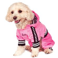 Barbie Girl Velour Tracksuit Pet Costume by Rubie's