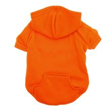 Barking Basics Dog Hoodie - Orange