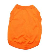 Barking Basics Dog Tank Shirt - Orange