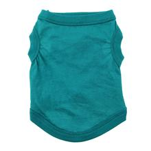 Barking Basics Dog Tank Shirt - Teal