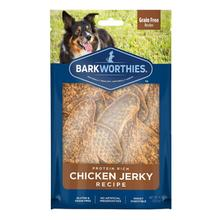 Barkworthies Chicken Jerky Dog Treats